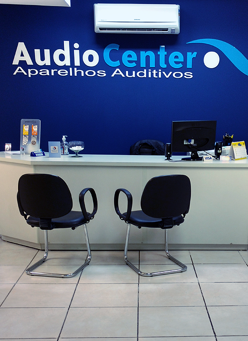 Áudio Center - A Empresa